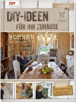 b cherliebe diy ideen f r ihr zuhause wohnen im vintage stil smillas wohngef hl. Black Bedroom Furniture Sets. Home Design Ideas