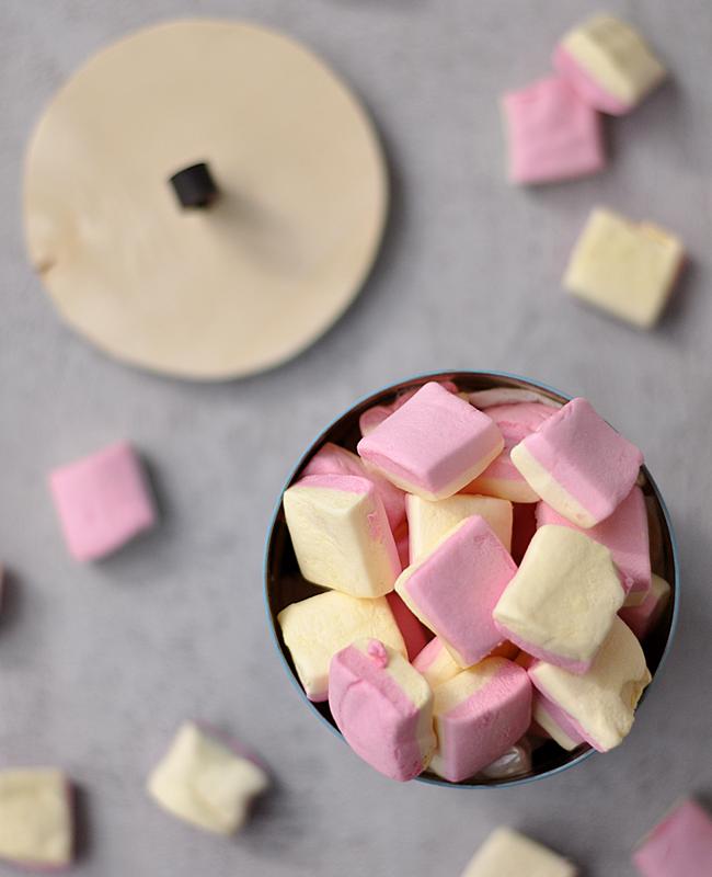 Marshmallows in Dose
