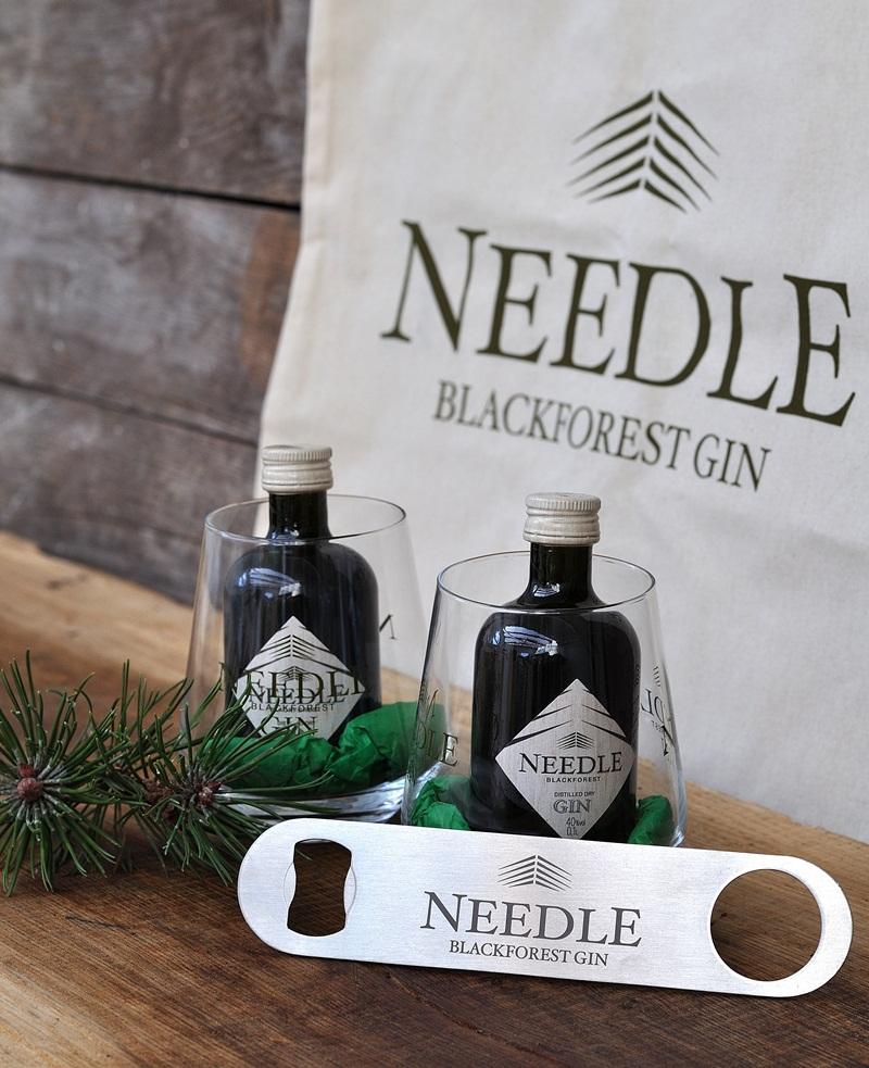 Needle Gin Verlosung