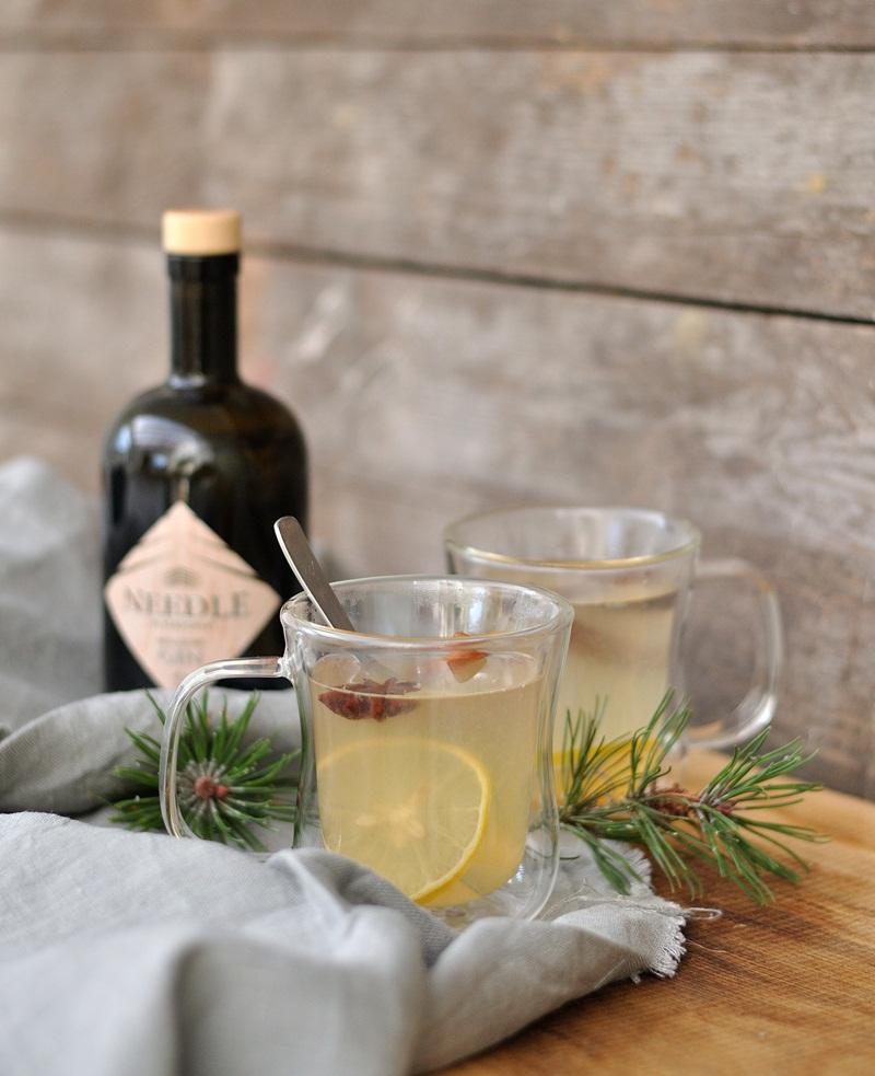 Gin hot toddy rezept