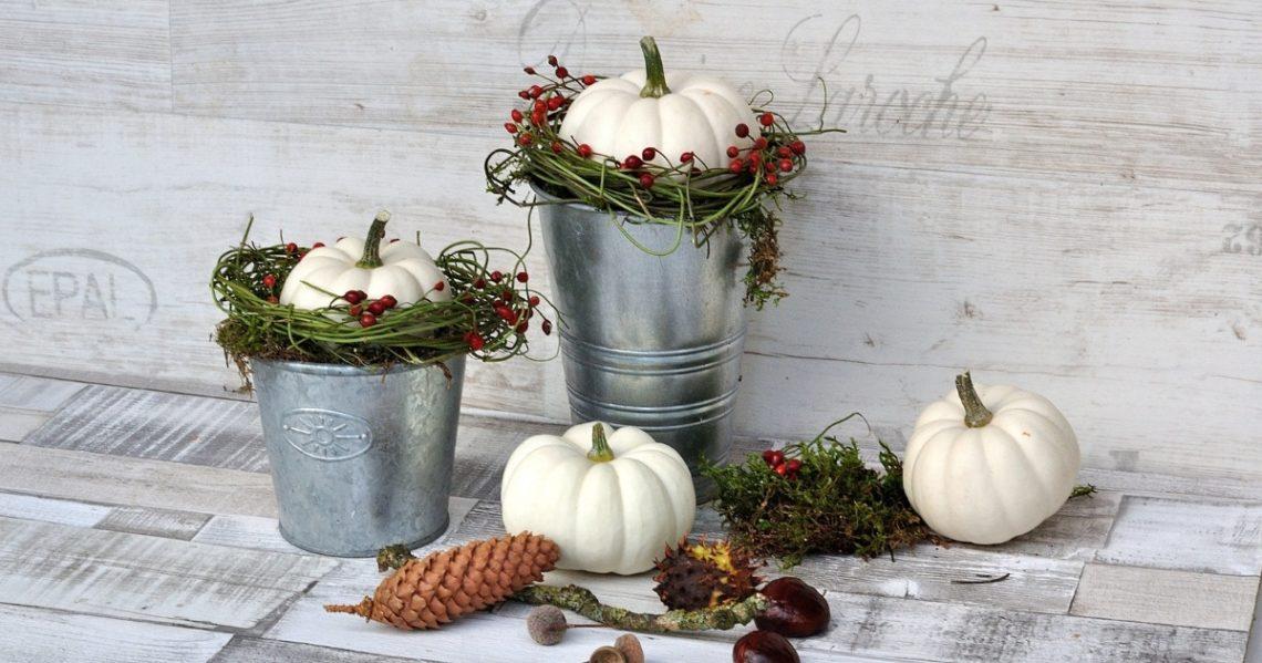 natuerliche Herbst deko