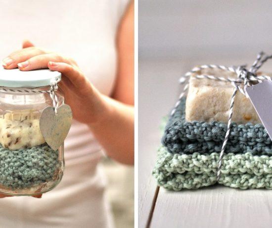 Seife selber machen und verschenken