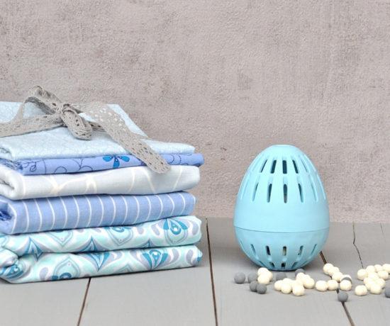 Waschen ohne waschmittel mit dem EcoEgg