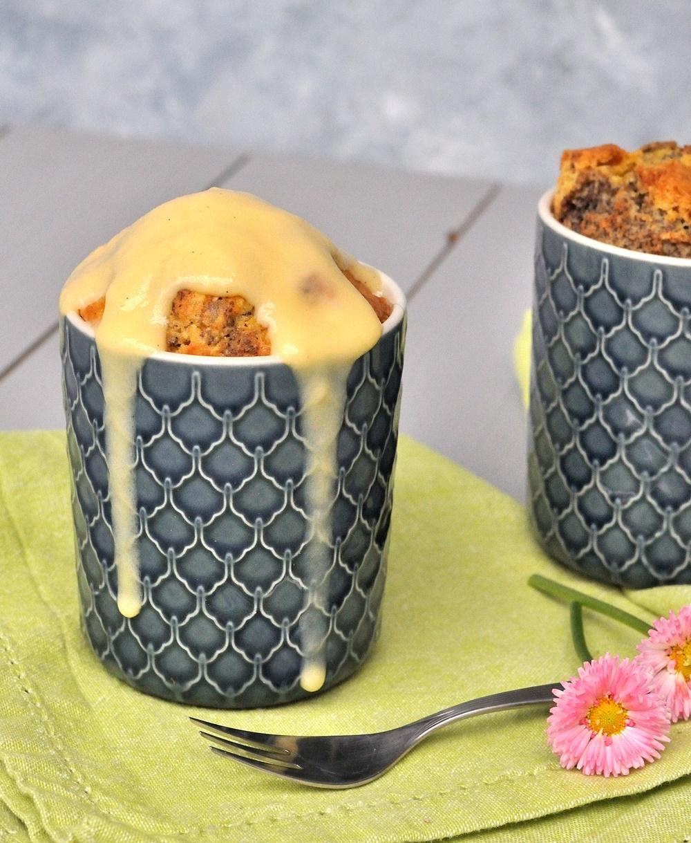 Karotten-Kuchen Rezept
