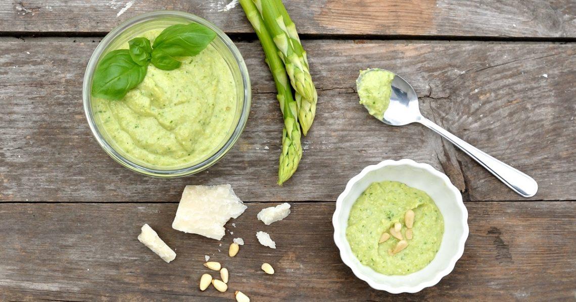 Spargel-Pesto Rezept