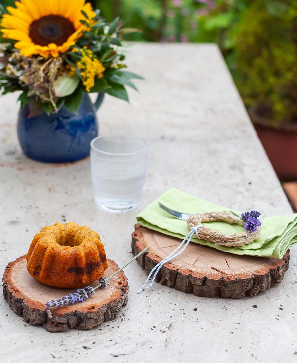 natürliche Tischdeko selber machen