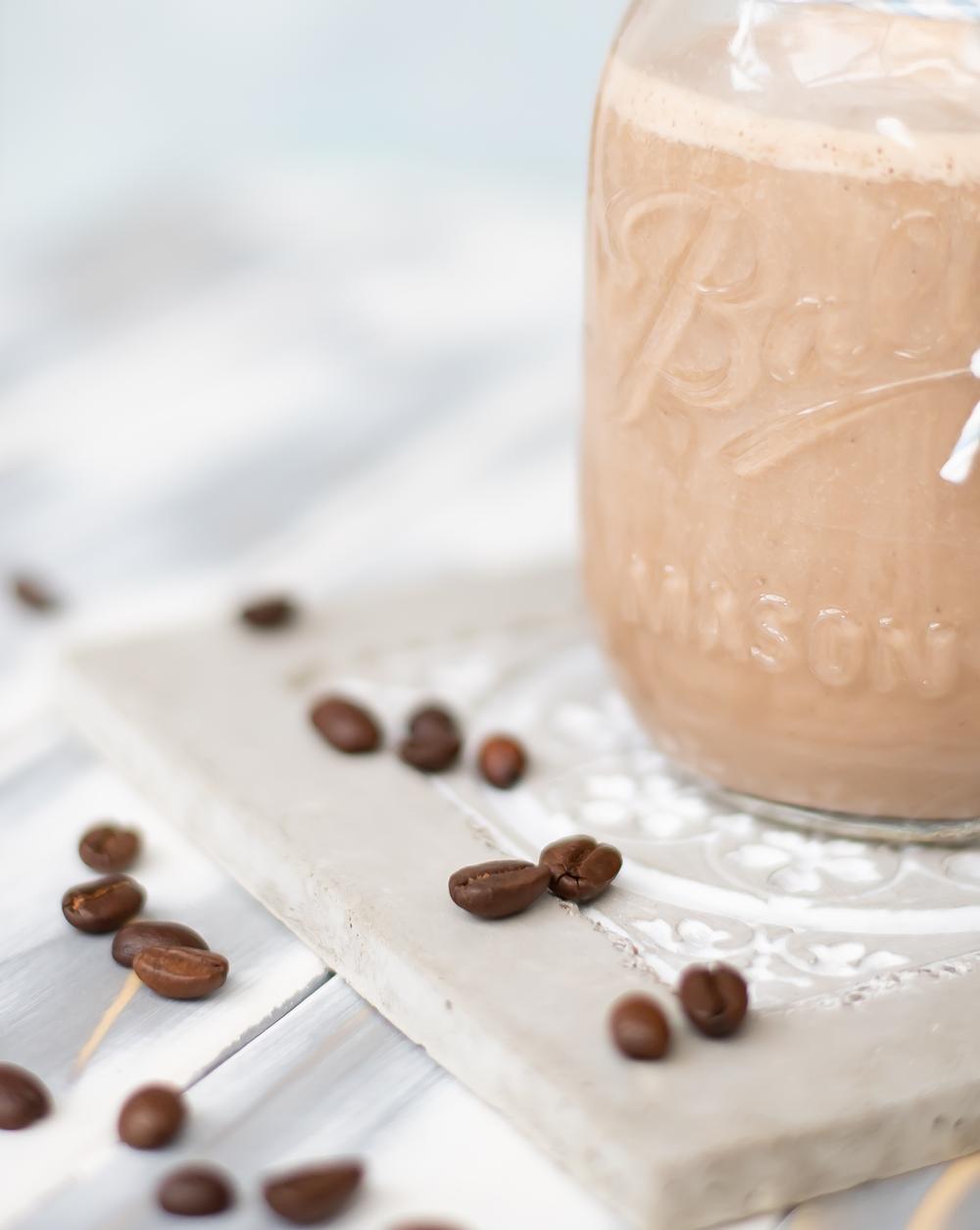 Kaffee Smoothie Rezept