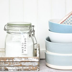 DIY Geschirrspülpulver