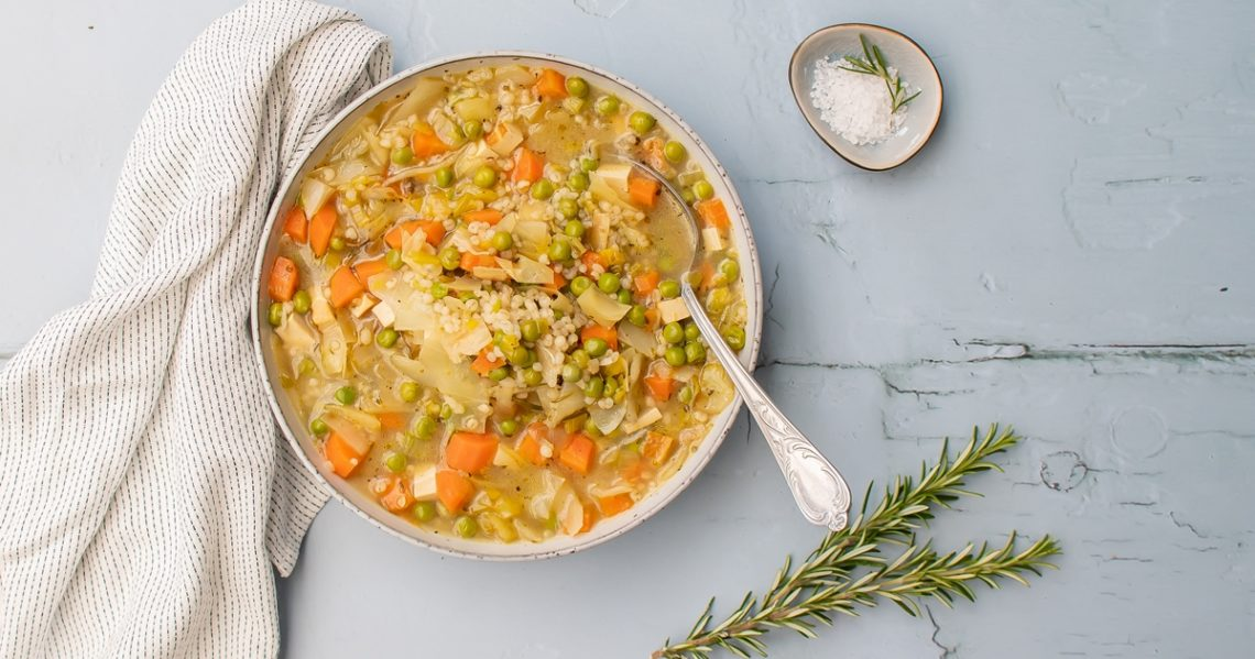 Gemüse Stew vegetarisch vegan