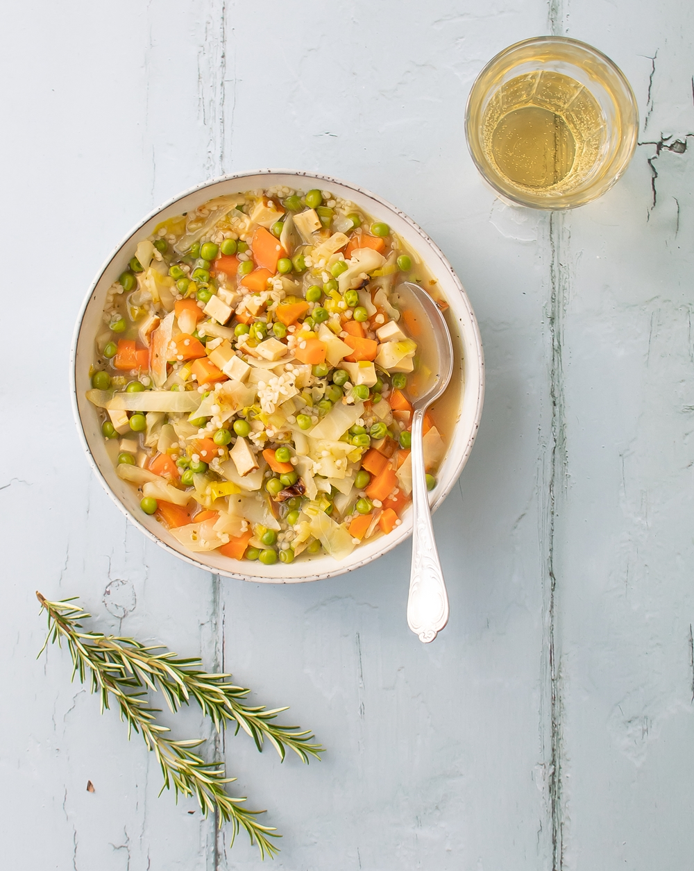 Gemüse Stew