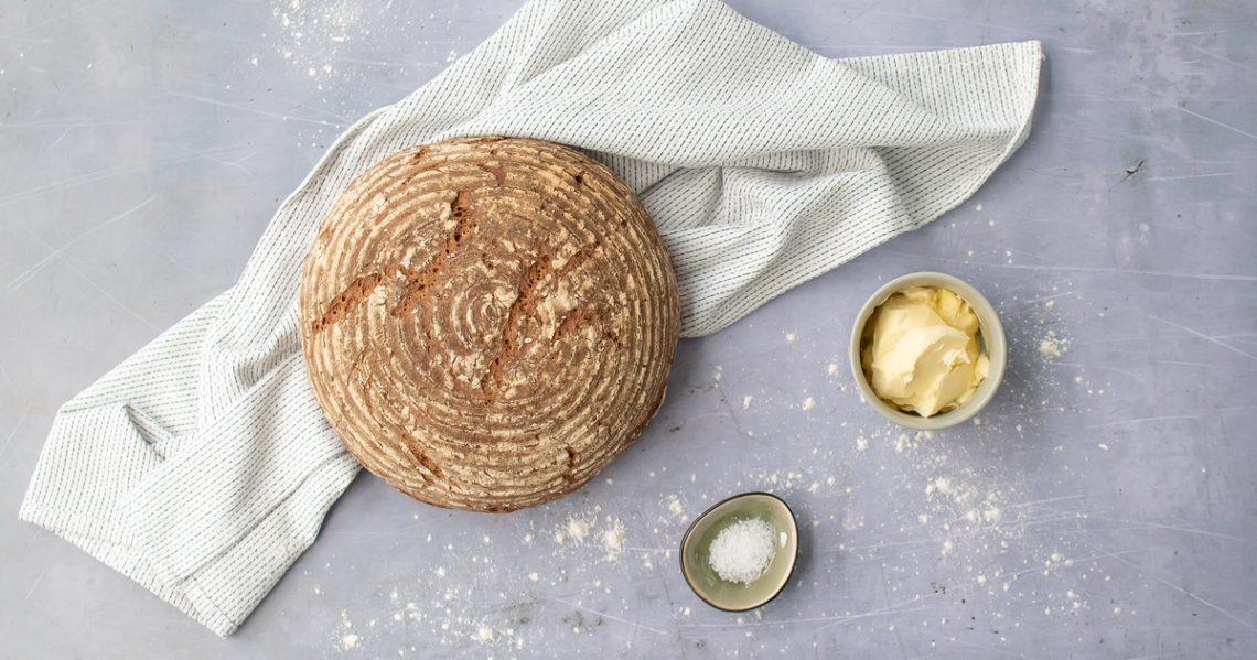 Sauerteig Brot Rezept