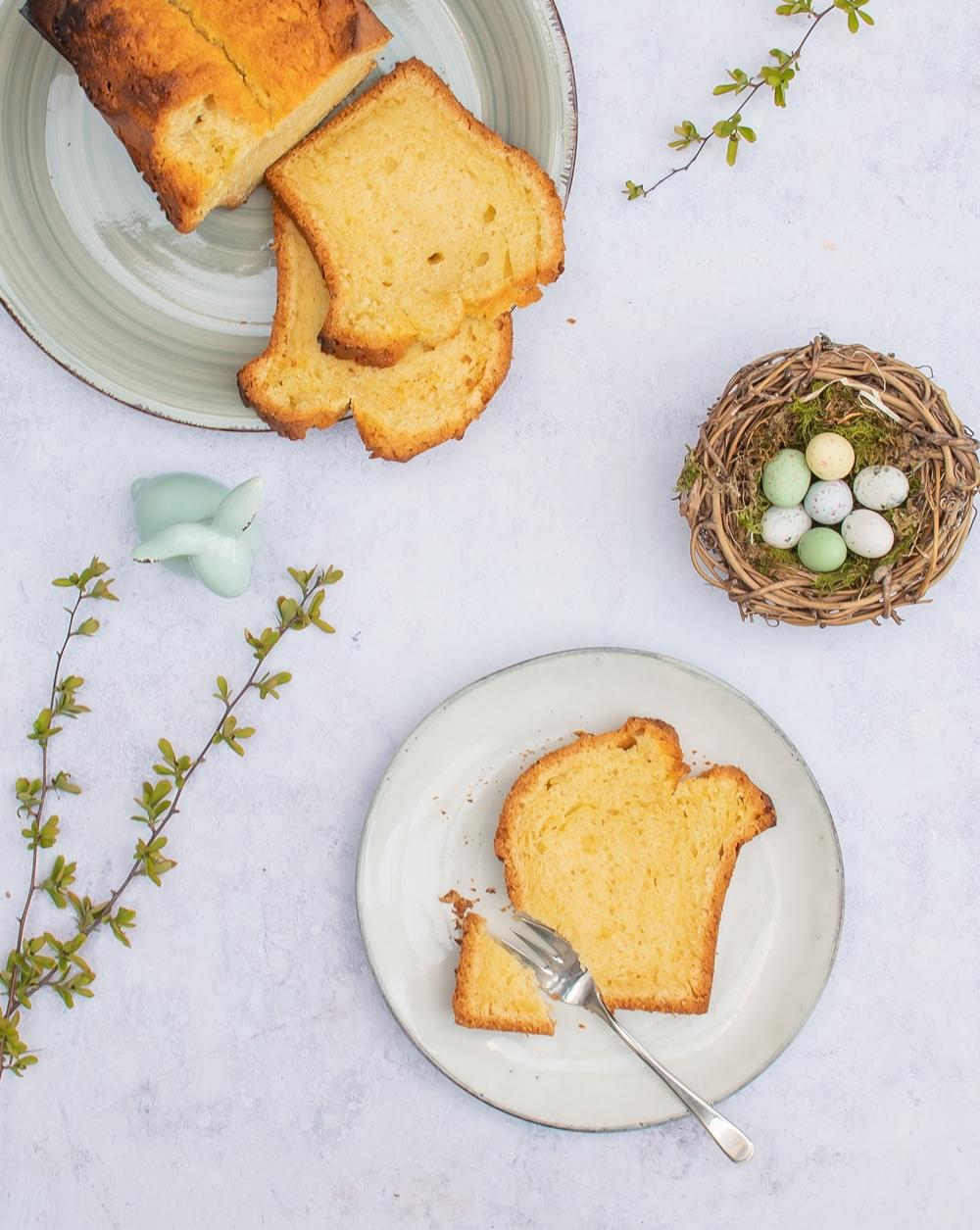 Eierlikör-Kuchen selber backen