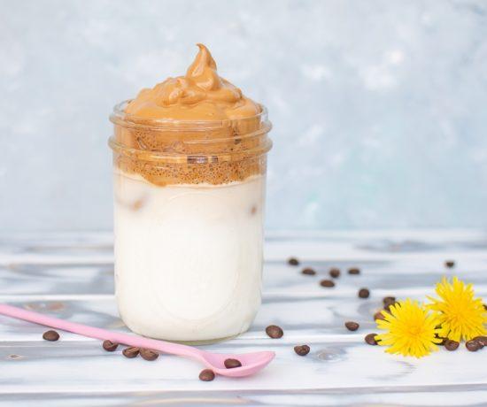 Dalgona Kaffee Rezept