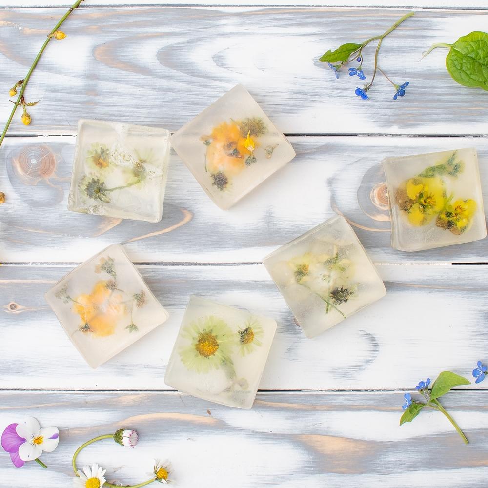 Blüten Seife