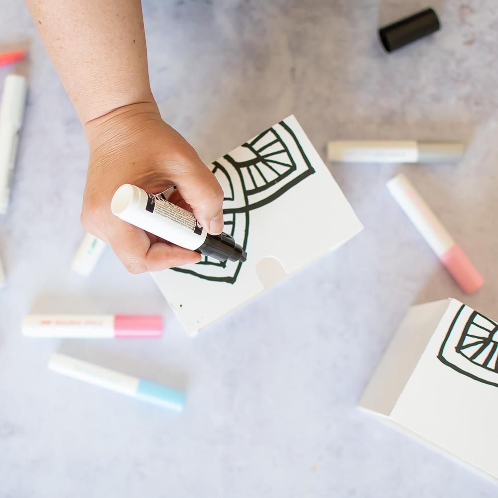Kreativmarker von Pintor Pilot