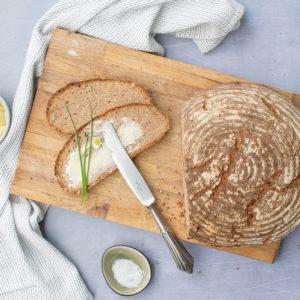 Sauerteig-Brot Rezept