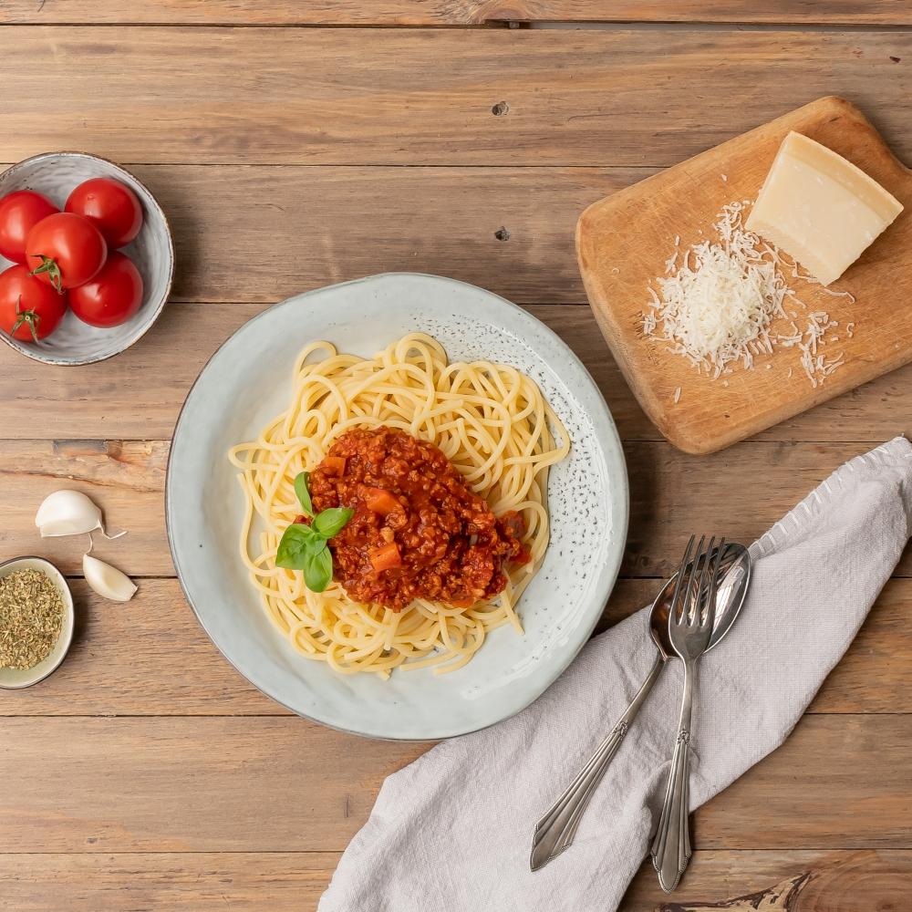 vegetarische Bolognese vegan