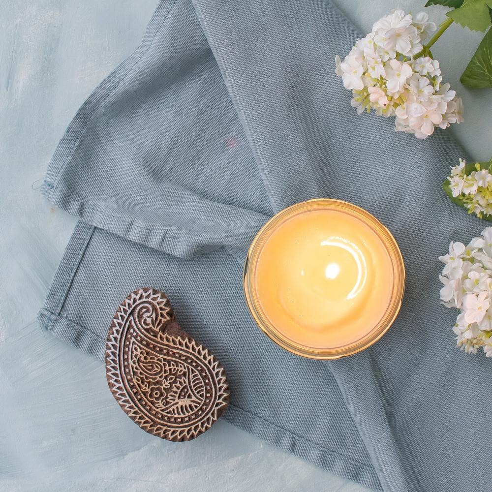 Massage Kerze DIY