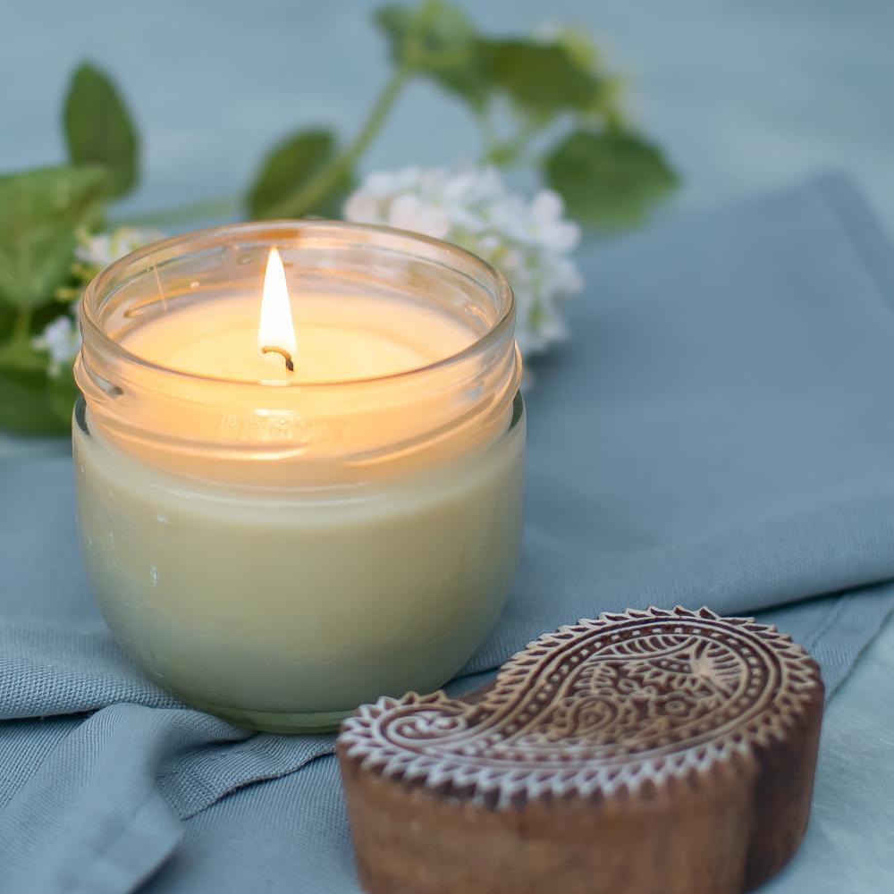 Massagekerze selbst gemacht
