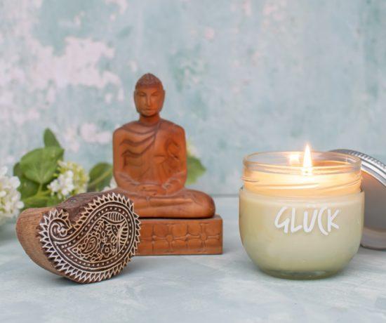 Massage Kerze selber machen