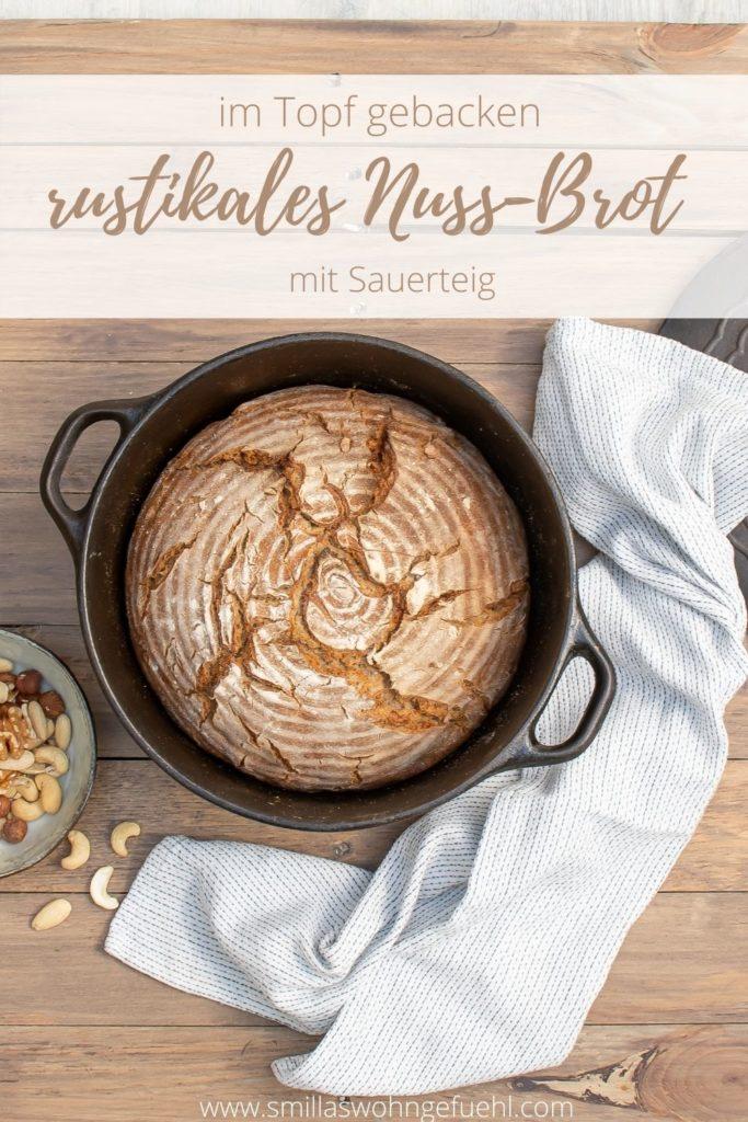 Brot selber backen Rezept