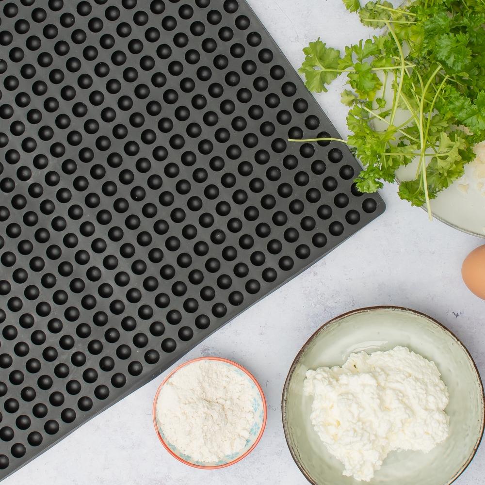 Backmatte für Hundeleckerlies