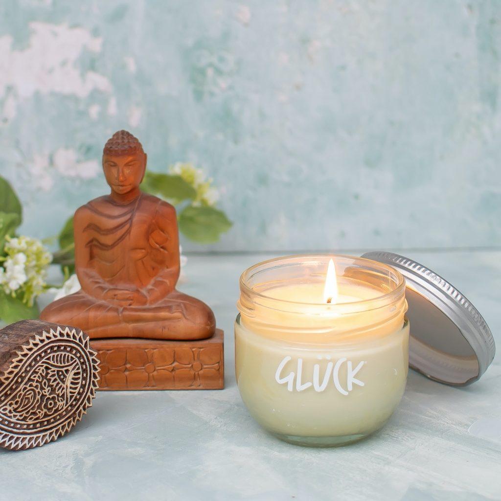 diy Geschenke für den Muttertag massagekerze