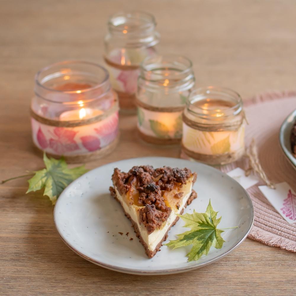 Apfel-Schoko-Streusel Kuchen