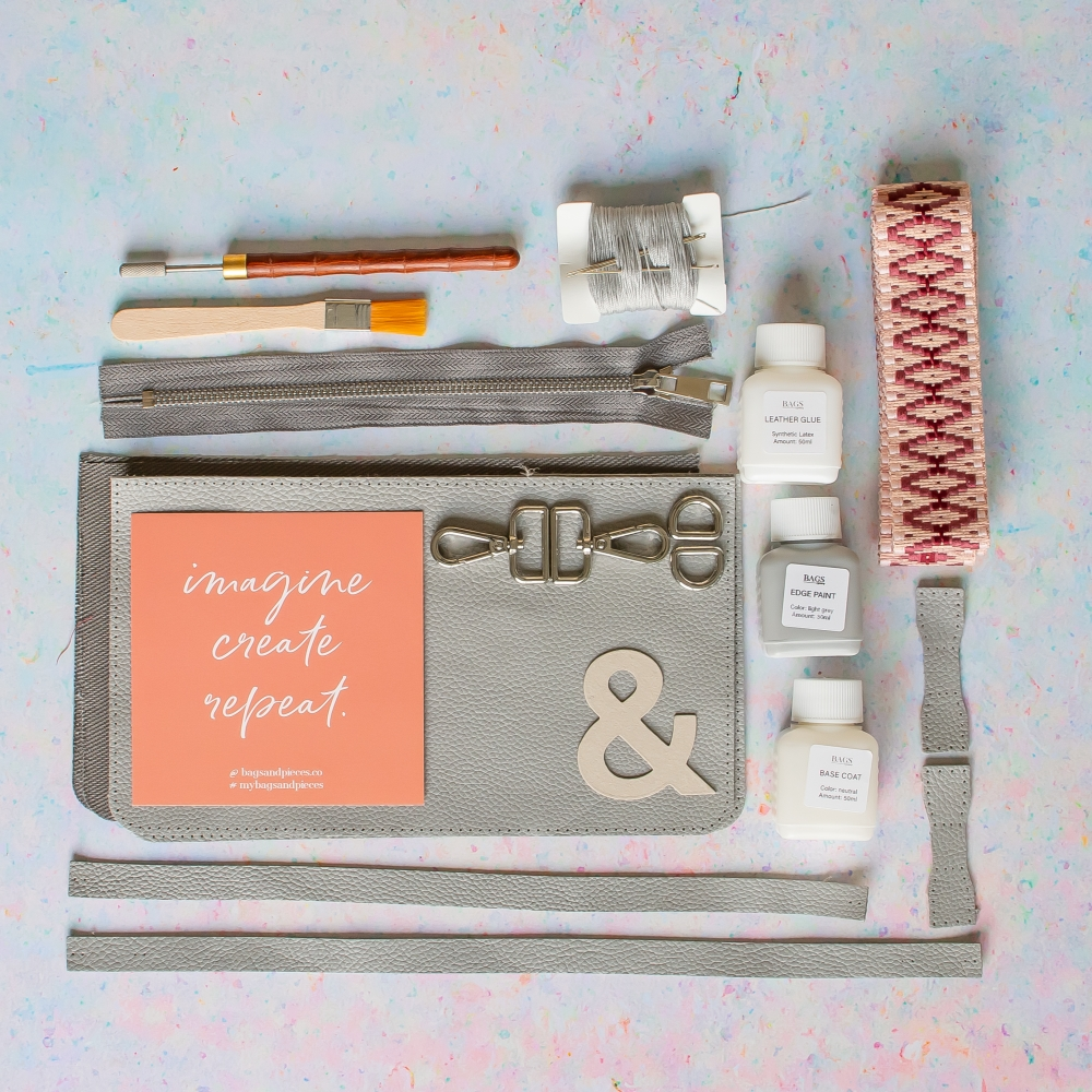 material diy box bags & pieces