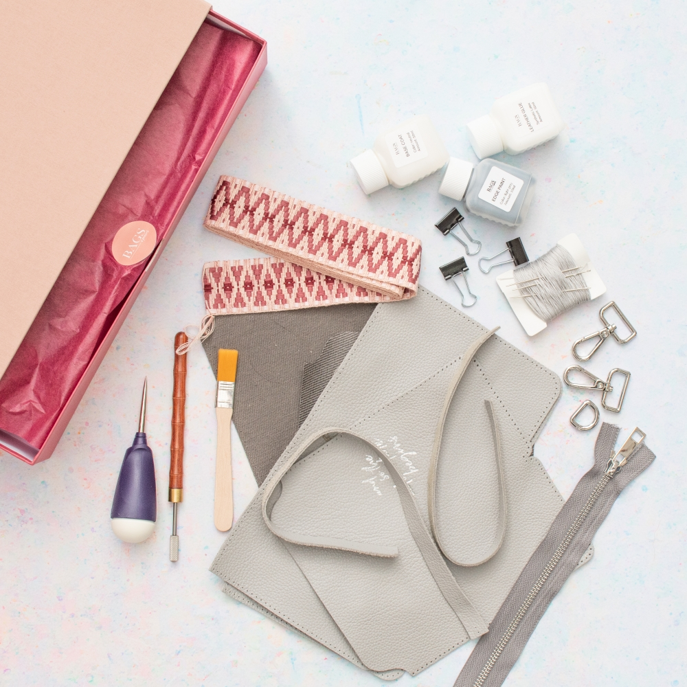 DIY Box Bags and Pieces